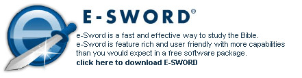 E-Sword - Free Bible Study Software